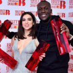 Stormzy and Dua Lipa Brits 2018