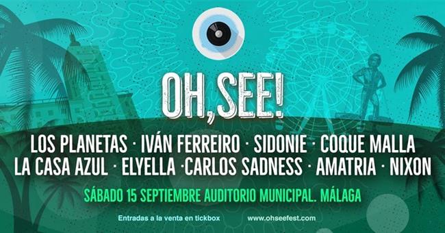 Oh See Festival Malaga