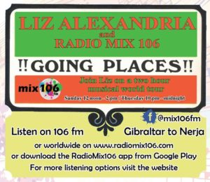 Going Places on Mix 106