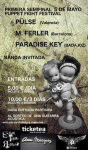 Mijas Puppet Fight Festival