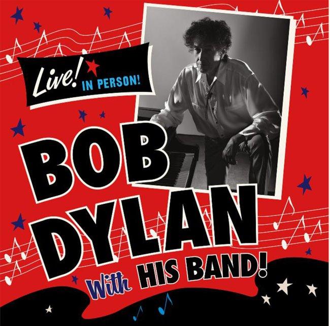 Bpb Dylan in concert in Fuengirola